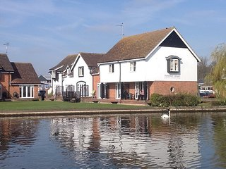Cottage rental in Wroxham