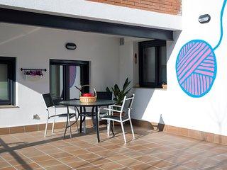 Apartamento cerca de Barcelona, en zona Penedès, Vilafranca del Penedès