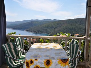 Great sea view app 8, Rabac