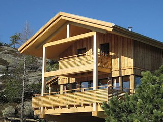 Ski Chalet Turracher Sleeps 12