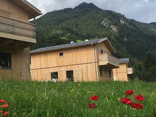 Ski Chalet Galgenul Sleeps 8, Sankt Gallenkirch