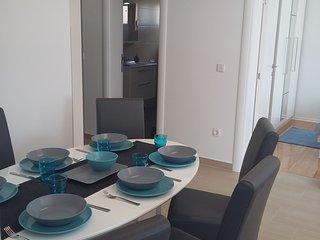 Apartment AS- BLUE, Povljana