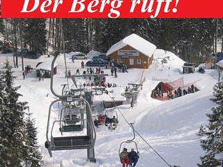 Der Berg ruft!! Sommer oder Winter in Lauscha