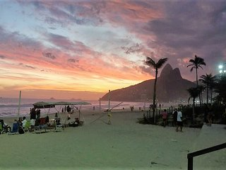 Ipanema/Best place-70m to the beach+secure region