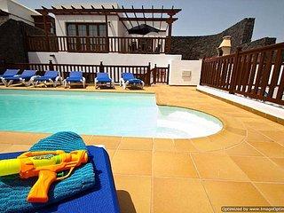 Villa Vista De Lobo Gran, Playa Blanca