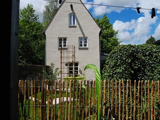 historisches Ferienhaus im Zentrum von Landsberg