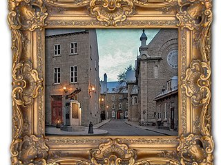 La Maison Ursulines in the Heart of Old Quebec