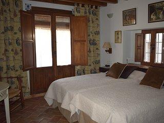 Appartement-terrasse dans un Carmen typique- proche Alhambra -Albaicin - Grenade