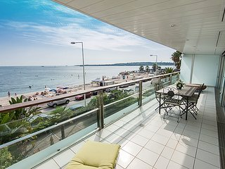 Cannes Palm Beach, vue mer spectaculaire
