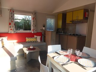 Mobil-home Camping 4*