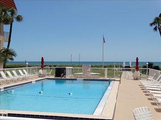 Your Pool OVERLOOKS the Ocean!