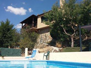 Casa de Alannis.Robledo de Chavela  Sierra de Madrid. Chalet piscina privada