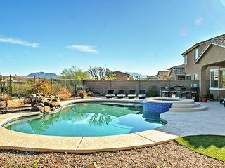 Custom 3BR Goodyear Home w/Views & Resort Amenities!