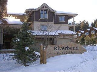 Riverbend 218 Condo Ski-in Ski-out Breckenridge Vacation Rental