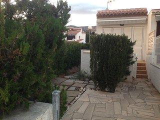 Fachada / Jardín