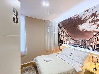 Urban Luxury Rooms****No3, Split