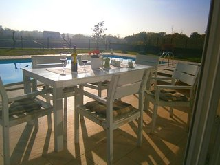 Private accommodation - villa Rovinjsko Selo 9582 6-room-suite