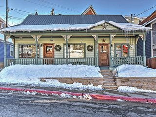 NEW! Historic 2BR Park City House - Downtown!
