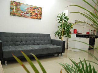 Jerusalem Center : 110 M2 Flat & Terrace *****