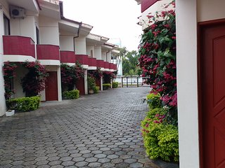 Apartamento,Duplex 300mts do Mar 3 Quartos (01 suite)08 pessoas,Área Nobre