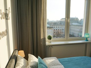Exclusive Apartment Smolna Home (6th floor)
