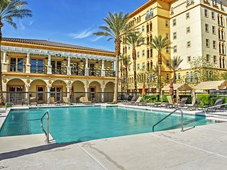 Breathtaking 2BR Las Vegas Condo w/Private Balcony, Wifi & Access to Endless