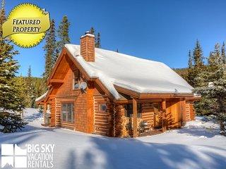 Big Sky Resort | Powder Ridge Cabin 5 Moose Ridge