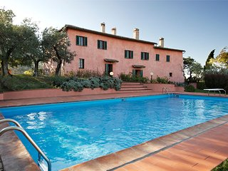 7 bedroom Villa in Serra Bassa, Umbria, Italy : ref 5227081