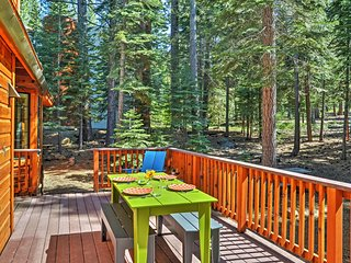 Exquisite 3BR Northstar/Truckee House w/Wifi, Gas BBQ Grill & Wood Burning Fireplace - Minutes from the Slopes & Lake Tahoe!