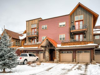 3BR Pagosa Springs Townhome w/ Mountain Views!