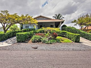 Alluring 5BR Waikoloa Villa Home w/Wifi, Stunning Mountain Views & Access to