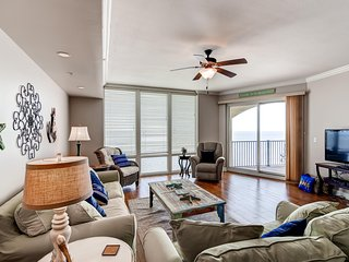 Sleek 3BR Gulfport Condo w/Ocean Views!