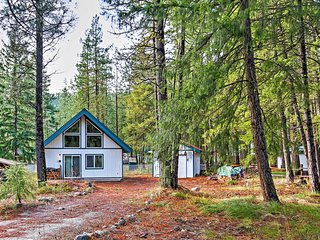 Cozy 1BR Leavenworth Cabin w/Wifi!