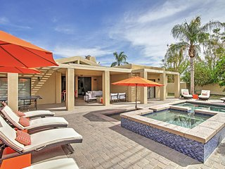 4BR South Palm Desert House w/Saltwater Pool