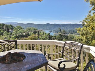 3BR Lake Arrowhead Home - Lake View at a Great Price