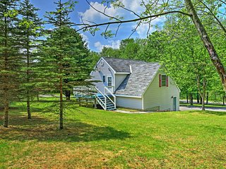 'Deer Run' Quaint & Serene 2BR Milford Cottage w/Wifi & Beautiful Yard - Just 2 Miles from Cooperstown Dreams Park, Close to Restaurants, Shops & More!
