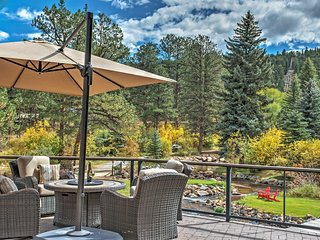 4BR Evergreen House w/Splendid Mountain Views