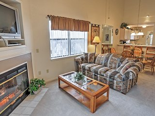 Spacious 3BR Branson Condo w/Wifi, Private Balcony & Terrific Community