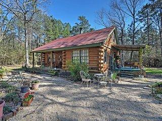 Charming 3BR Clinton Cabin w/Countryside Views