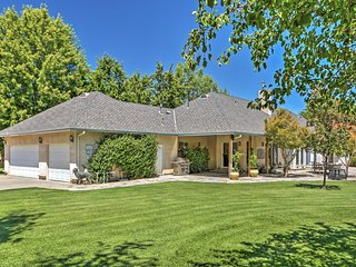 Stunning 4BR Lodi House w/Magnificent Grounds!