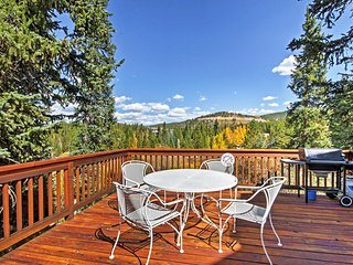 5BR Breckenridge House w/Private Hot Tub!