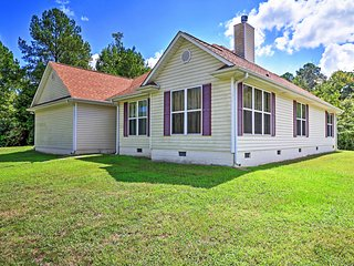4BR Dry Branch House w/Pool!