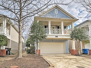 Inviting 3BR Memphis House w/Wifi, Private Deck & Peaceful Backyard Oasis