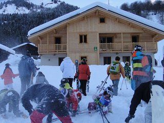 Apartment for 6 near the slopes !, Hauteluce