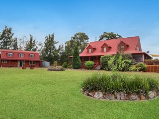 Hunter Valley Lodge and Retreat - Magnificent Lodge, Pokolbin