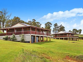 North Lodge Estate Cottages are in the heart of the Hunter Valley, Pokolbin