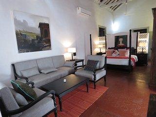 Crimson Bedroom