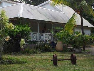 Villa coloniale de reve tres proche de la plage - ideale pour les familles