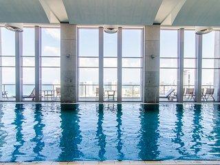 Neve Tzedek Tower - Sea-View 1 Bedroom Apartment, Tel Aviv