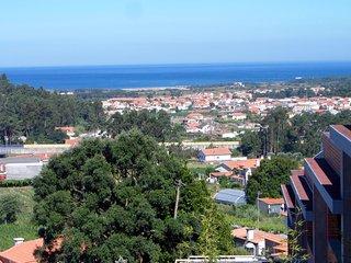 Magnifique et spacieuse maison de luxe calme avec terrasses - vues sur l'océan, Esposende